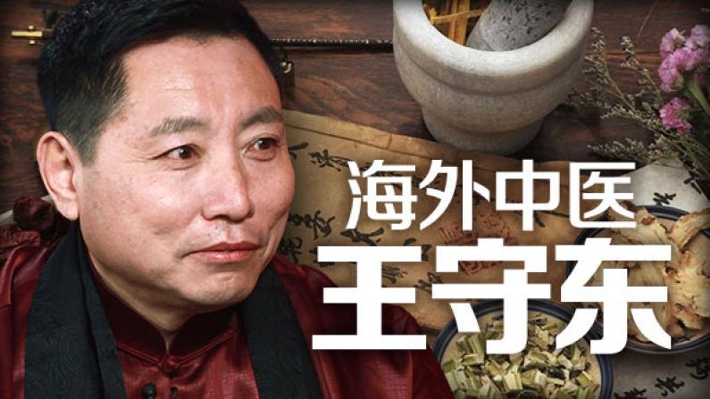 王守东:中医在海外