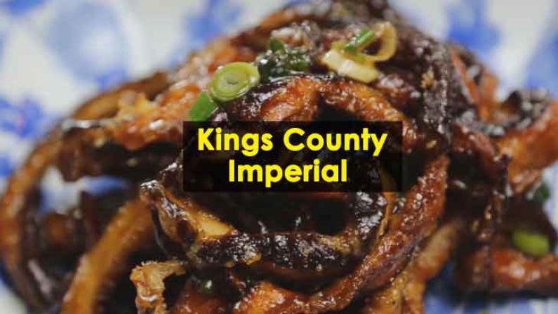 酱油都是自己酿造?还有全城最好吃的素鳗鱼!
