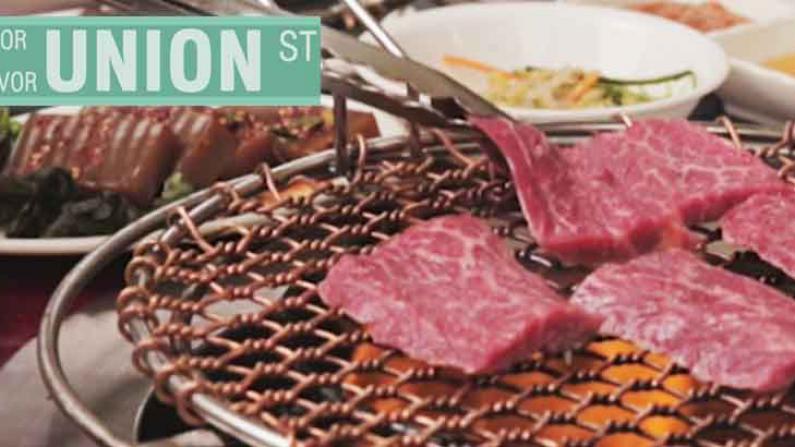 探索法拉盛美食街: 经典韩式烤肉