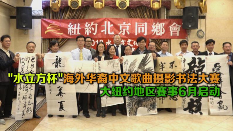 文化中国 水立方杯海外华裔中文歌曲摄影书法大赛 大纽约地区赛事6月启动