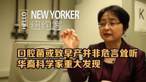 华裔科学家重大发现:口腔菌或致早产、死胎