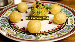 钱袋饺子牛油果脆球  印度中餐什么味道?