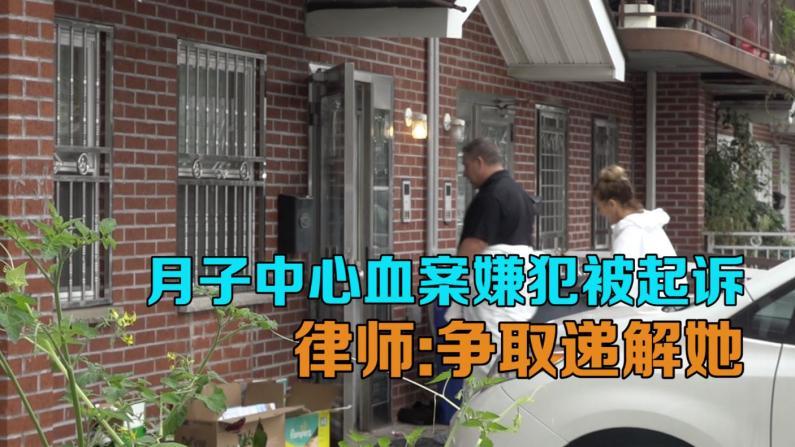 纽约月子中心血案嫌犯被起诉十项罪名 律师:争取递解她