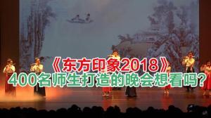 《东方印象2018》休斯敦落幕  30余个节目展东方魅力