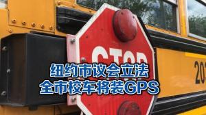 纽约市议会通过学生交通监督系列法案