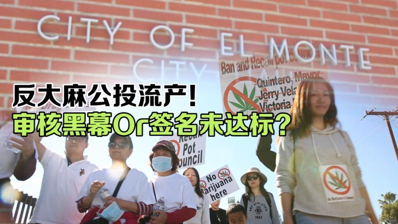 反大麻公投流产 华裔社区接下来如何应对?