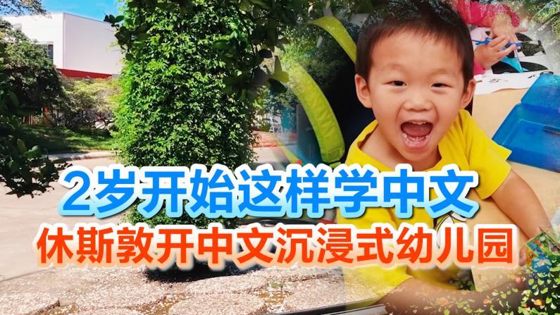 2岁开始这样学中文 休斯敦开中文沉浸式幼儿园
