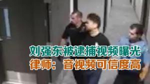 刘强东被逮捕视频曝光 律师:音视频可信度高