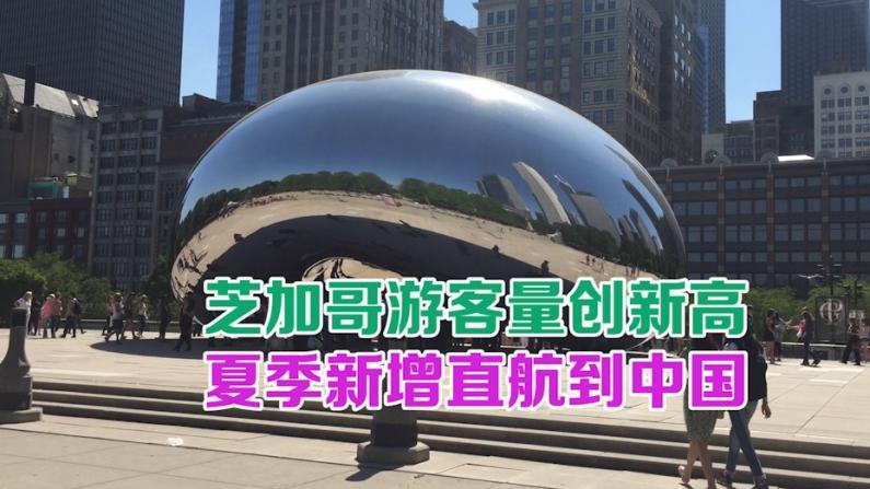 芝加哥游客量创新高 夏季将新增直航到中国西南