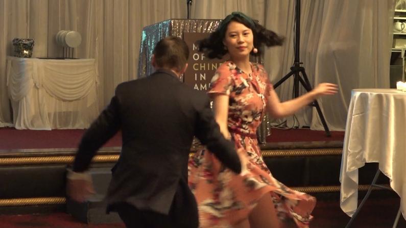 MOCA晚宴重现90年前华裔名媛俱乐部舞会