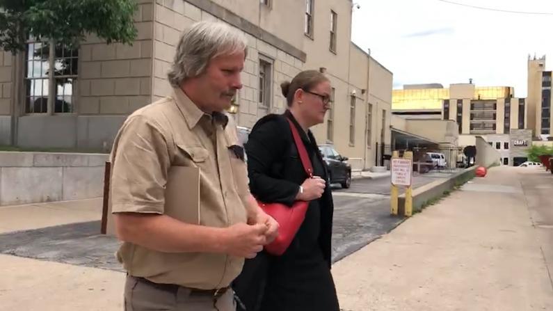 章莹颖案庭审第三天 嫌犯与父亲对话曝光