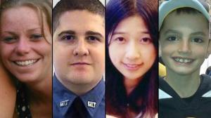 波士顿爆炸案纪念公园 缅怀逝者 呼唤和平