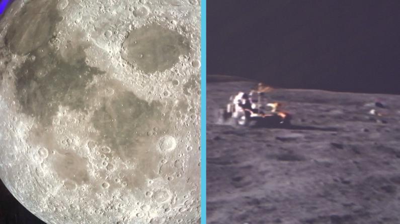 神秘的月球背面到底有什么?