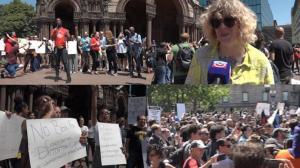电商巨头Wayfair员工大抗议 反对公司和移民收容所做生意