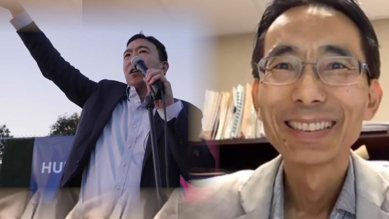 我支持杨安泽做美国总统的N个理由
