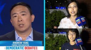 华裔选民如何看待杨安泽首场电视辩论?