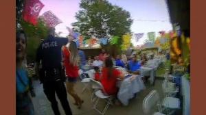 德州警察接投诉却上门跳舞