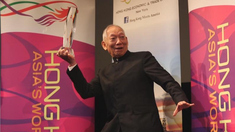 袁和平获NYAFF终身成就奖:香港电影走出国门要靠功夫片