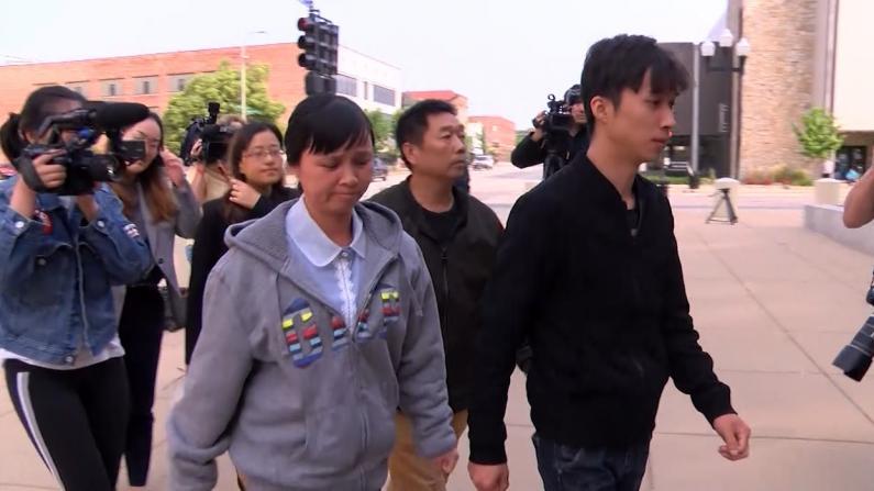 章莹颖案量刑在即 辩方再提新动议被驳回