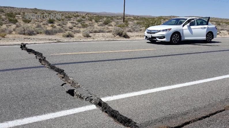24小时内加州再发生5.4级地震