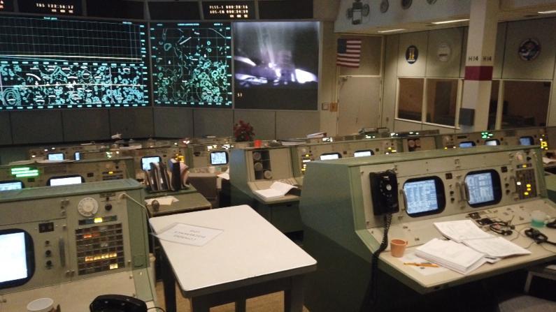 再现登月时刻 NASA复原阿波罗11控制中心