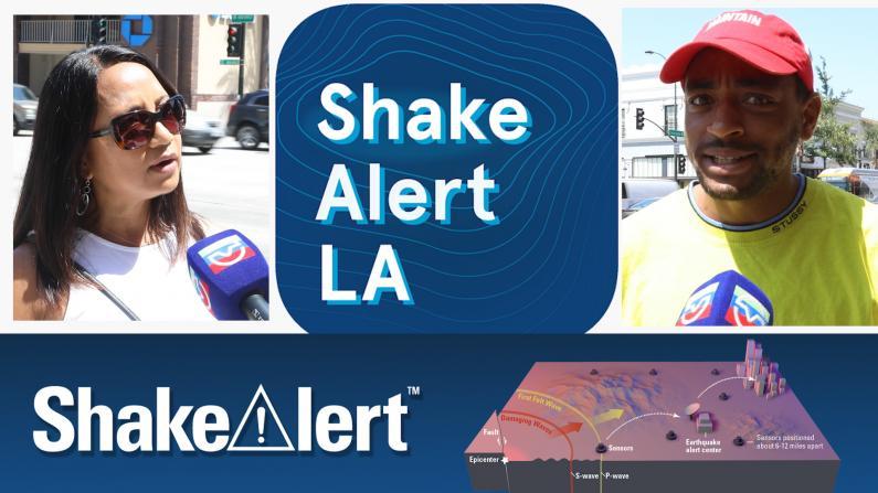 地震来了警报没响 洛杉矶人:给个说法!