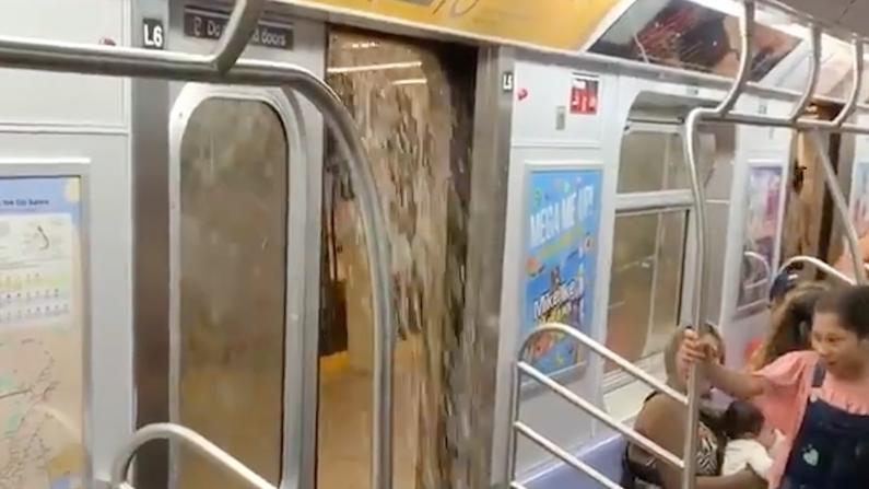 纽约W线水帘洞 是你吗悟空?