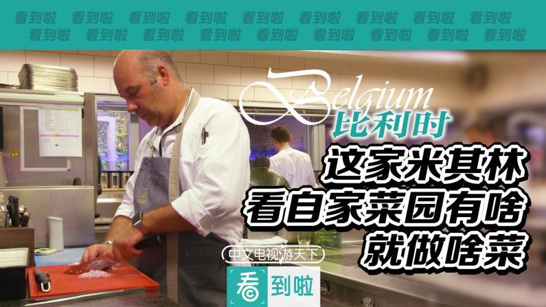比利时:专做'本帮菜'的米其林餐厅
