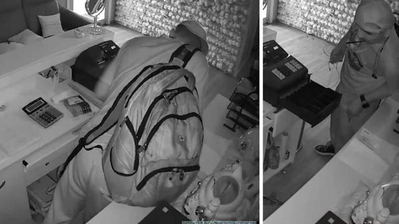 纽约法拉盛华人美容院凌晨被盗 疑为熟内情人作案
