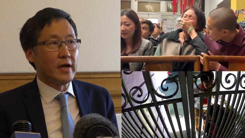 犯罪接二连三 旧金山华裔被盯上? 市议员马兆明要求警局提供数据