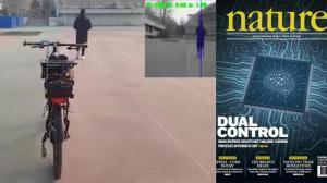 """中国研发""""自行""""车芯片 登国际顶级科技期刊封面"""