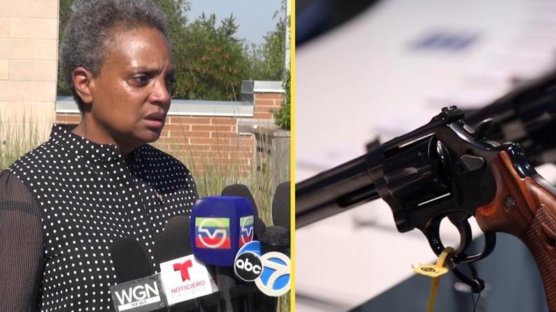 枪击事件接连发生 市长:芝加哥基本每个周末都有