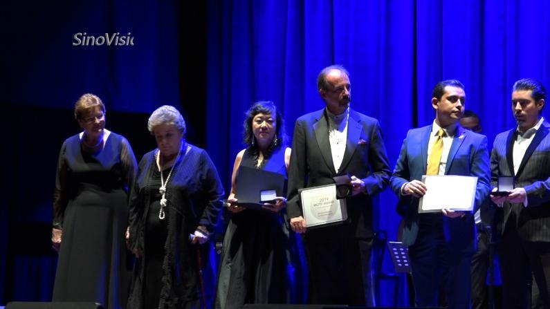 休斯敦黄河合唱团荣获2019Motif人文艺术奖终身荣誉勋章