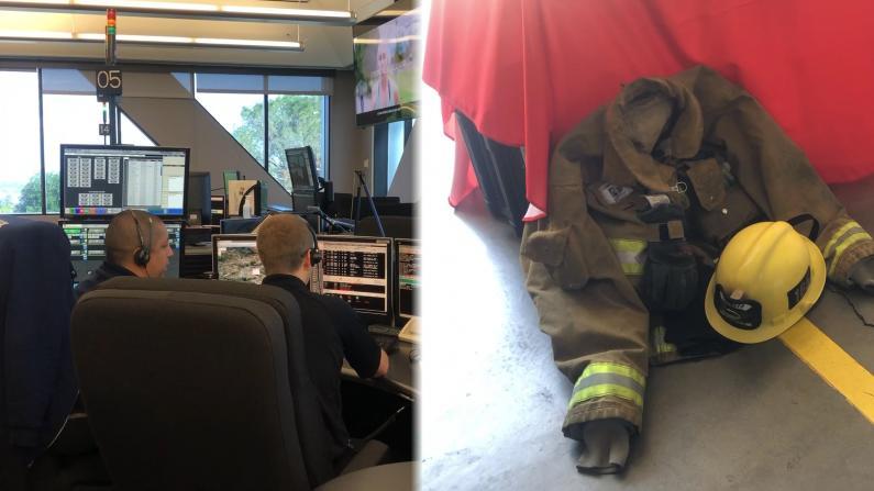 探访洛杉矶郡911电话调度中心 人手不足设备老旧?