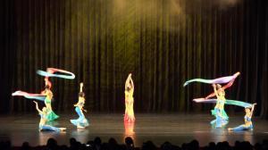 小演员展风采 《文化中国 彩艺华梦》休斯敦举行全美舞蹈汇演