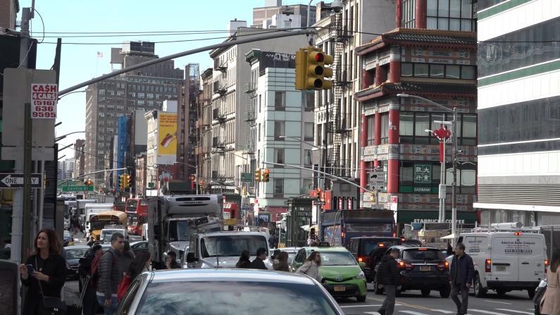 纽约街采:我的离奇故事