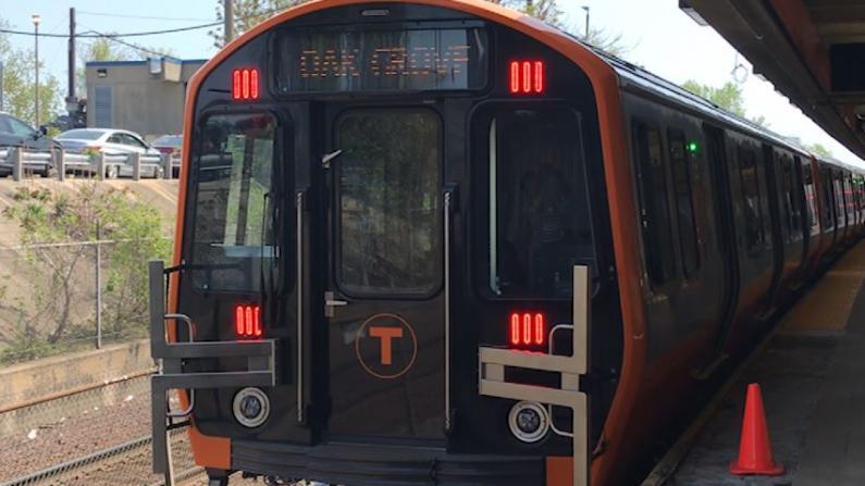 【亲测】中国制造 波士顿智能地铁上路