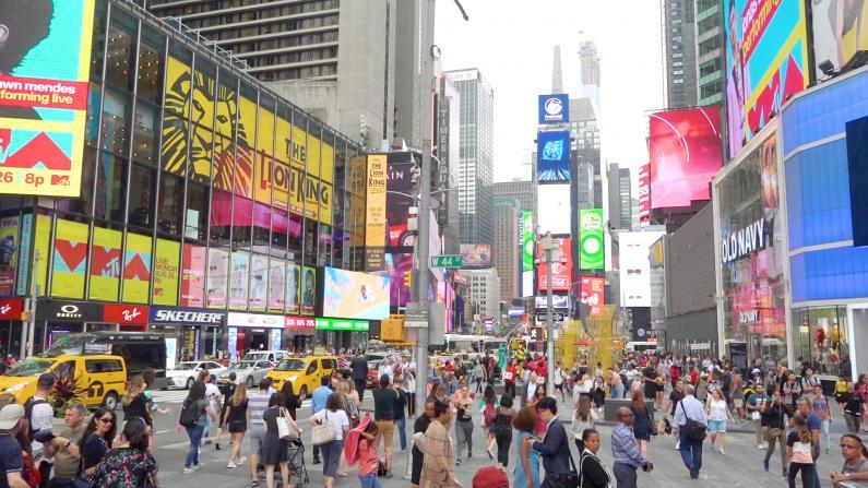 【纽约街采】我人生中最大的挑战