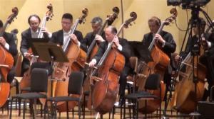 上海交响乐团来美演出 开启全球巡演