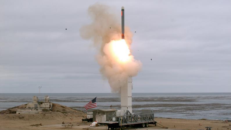 退出《中导条约》没三周,美就试射新陆基中程导弹