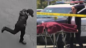 加州州大华裔教授被残忍刺死 黑衣嫌犯逃离校园
