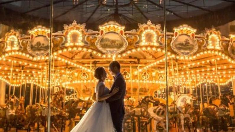 纽约婚纱照选择地大盘点