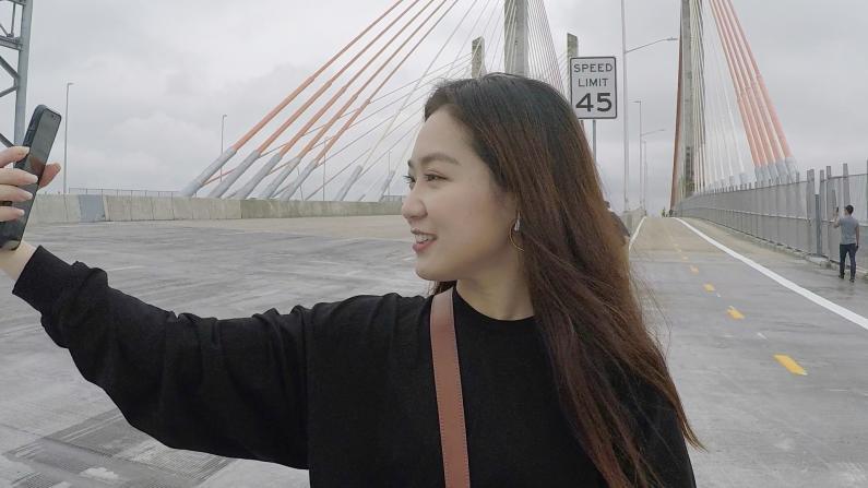 10分钟暴走纽约新大桥Vlog:砸9亿建成的风景