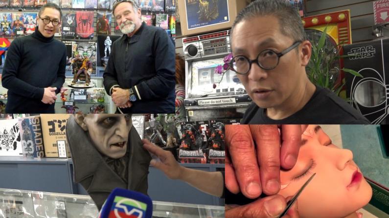 旧金山最后一家手工玩具店 罗宾·威廉姆斯都是他的粉丝