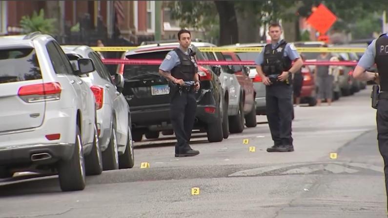 芝加哥7死34伤 市长:整体犯罪率已经降低