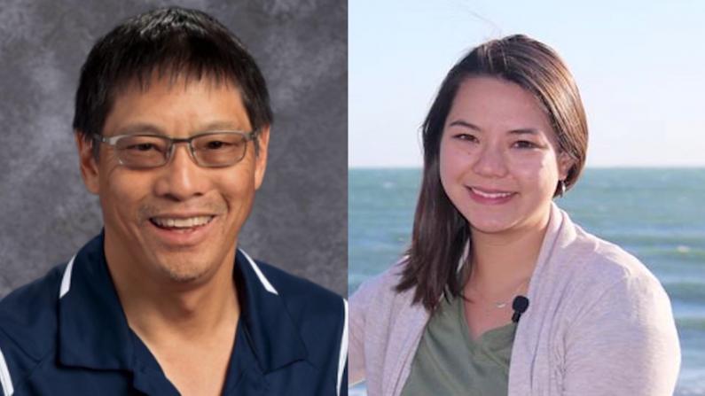 潜水船失火事故 华裔父女遇难