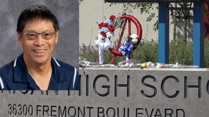 学校悼念加州潜水船遇难华裔教师:受学生欢迎 充满热情