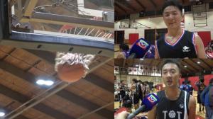 会写代码更会打球!硅谷男生的篮球梦