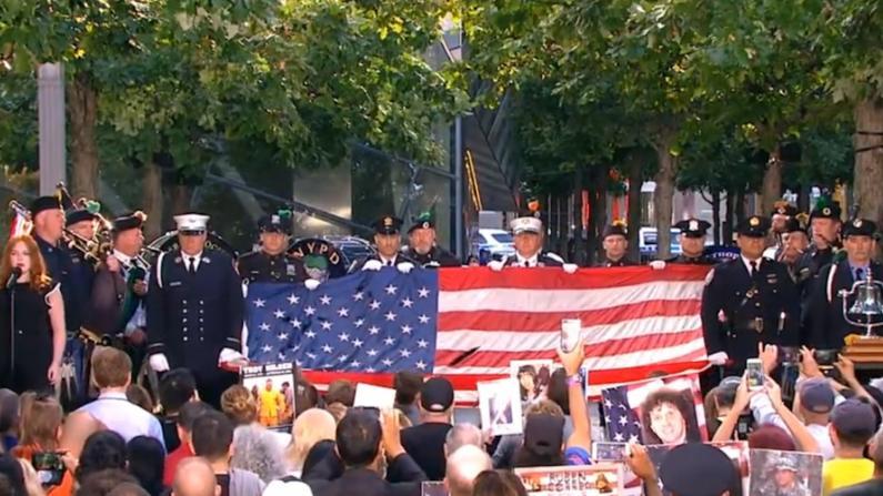 9/11事件18周年 2983名遇难者名单全宣读