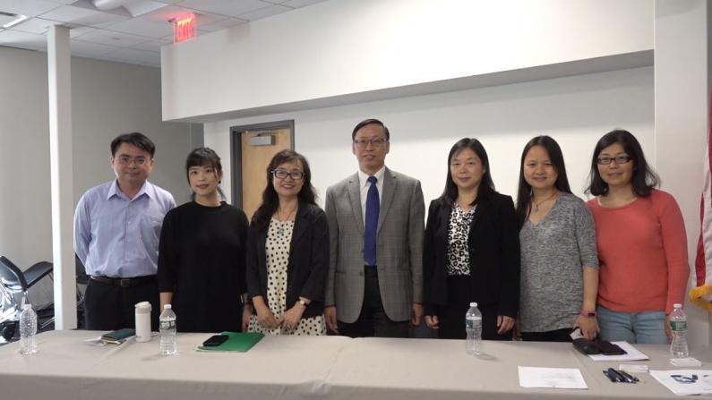 美国每5人有1人患心理病 纽约大颈华人协会办讲座